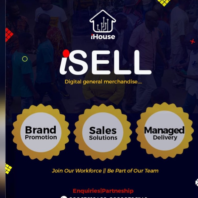 JOIN iSELL REPRESENTATIVES and make 50K Monthly.