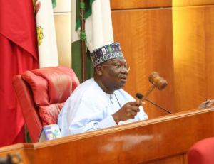 Ahmad Lawan: All intervention should clear and definite stand