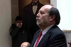 Marcelo Navajas: Bolivia Health Minister