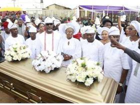 All Nigerian politicians will still be driven in casket