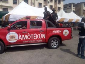 Lagos Amotekun to involve dynamic and strong corps