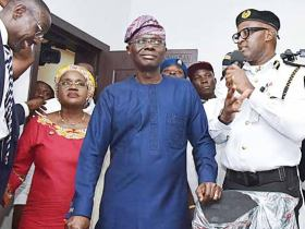 Face mask to be made compulsory for all Lagosian