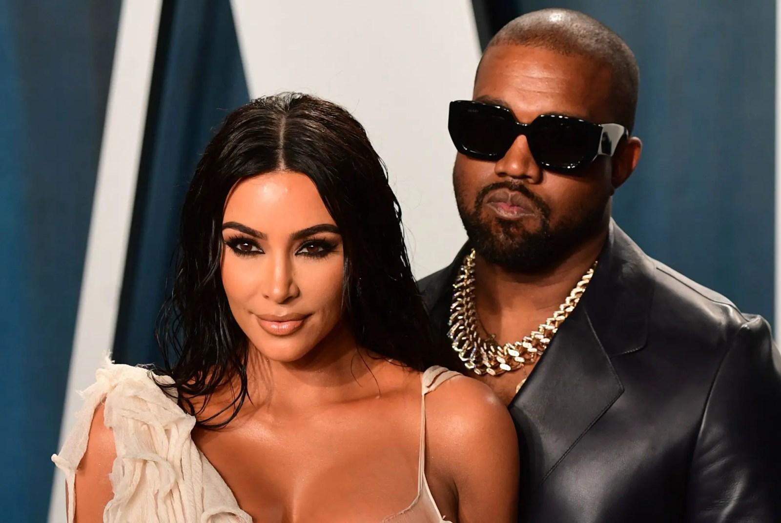 Why Kim Kardashian is not rushing Divorce with Kanye West