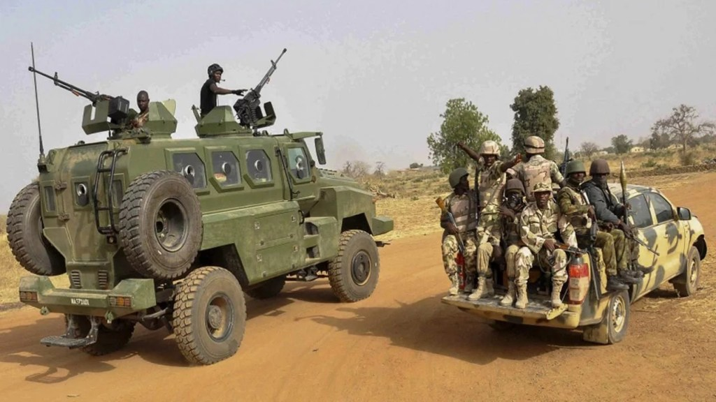 Crocodile Smile: Nigerian military asked to go tough against terrorists