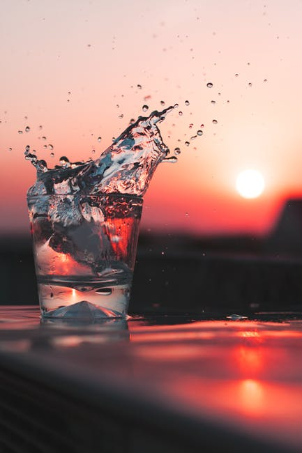 Side effect and myths attached to drinking Iced Water
