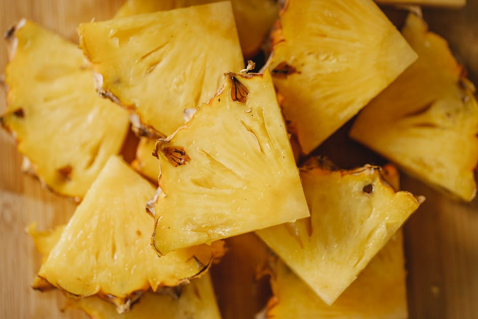 Interesting Side Effects of eating Pineapple as a Diet