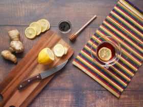Health reasons you should take Lemon-Ginger Tea before sleeping
