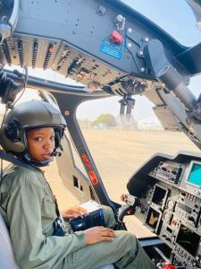 Tolulope Arotile, first-ever female combat helicopter pilot in Nigeria, is dead