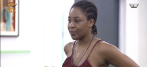 Erica tenders apology to the Housemates after going Extra on Laycon