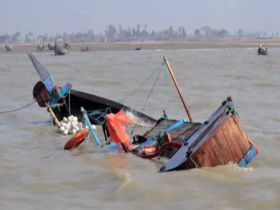 One missing, three others rescued as boat capsizes in Lagos
