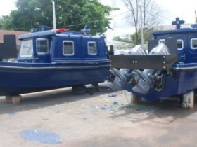 Obaseki boosts security on Edo waterways, procures gunboats, others*