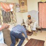 Ondo 2020: Gboluga Visits Halu of Aye Kingdom