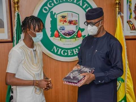 Ogun State: LAYCON APPOINTED AS YOUTH AMBASSADOR