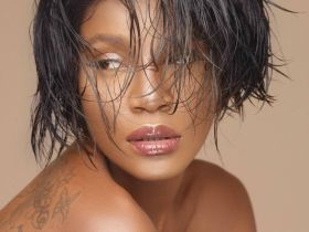 Seyi Shay Releases Photos Of Herself In See-Through Lingerie