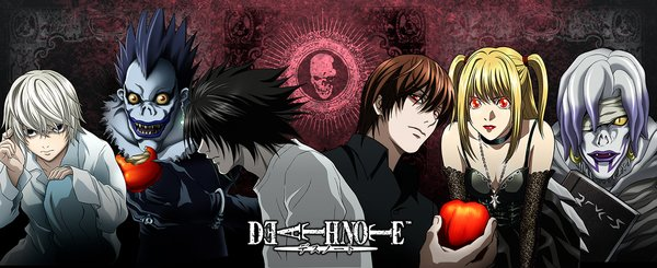 Image result for death note characters