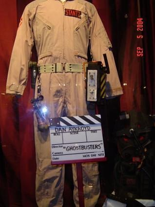 Flight Suit  Ghostbusters Fans
