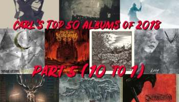 Album Review: Vitriol - To Bathe from the Throat of
