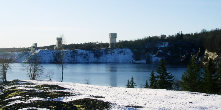Grängeberg gruvområde