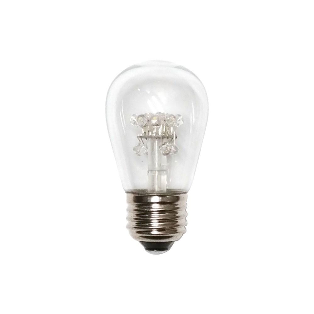 medium resolution of s14 decorative led bulb