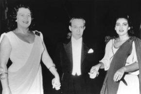 Elena Nicolai, Antonino Votto e Maria Callas