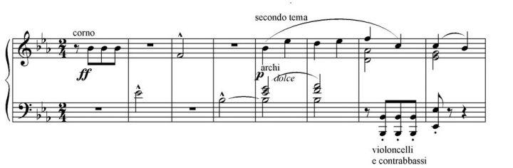 Sinfona n. 5 es. 2