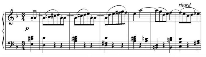Sinfonia n. 8 es. 2