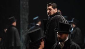 Luca Salsi - forza del destino 1 Parma 2014