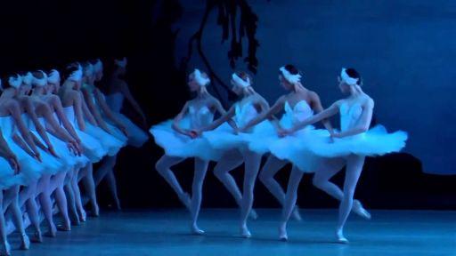 Madrid, Teatro Canal, 18 IX 2015 (Ballet Nacional de Cuba - Il lago dei cigni) 7