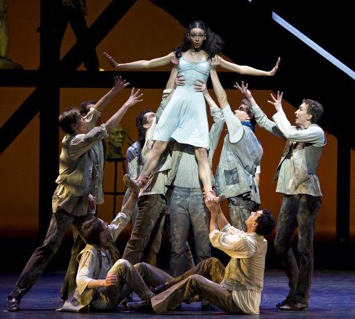 Madrid, Teatros del Canal, 13 III 2016 (Eifman Ballet, Rodin) 2