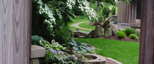 landscaping tree services masonry
