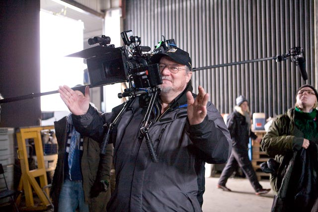 Cinematographer Geoff Boyle