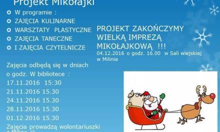 Projekt Mikołajki