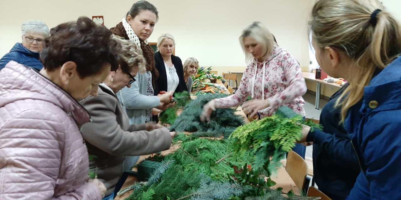 Rękodzieła w gminie Mietków, czyli warsztaty z lokalnymi twórcami