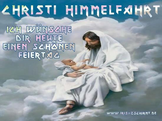 Christi Himmelfahrt Bilder  Christi Himmelfahrt GB Pics