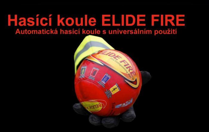 Hasicí koule Elide-fire