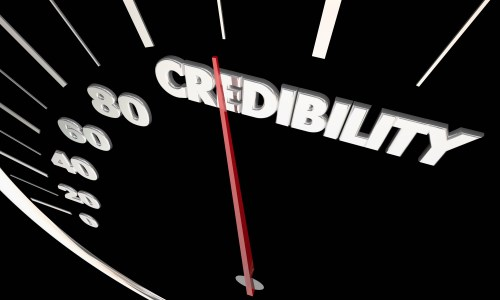bolstering, credibility