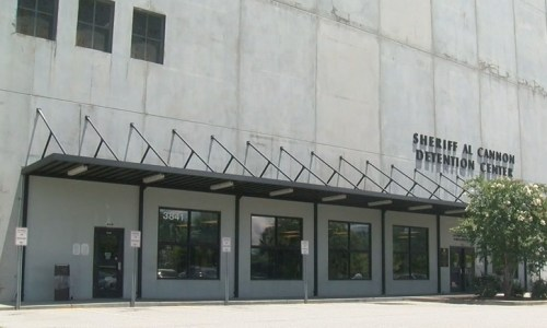 charleston county jail overcrowding