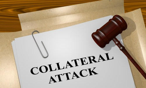 collateral attack on a criminal conviction in SC