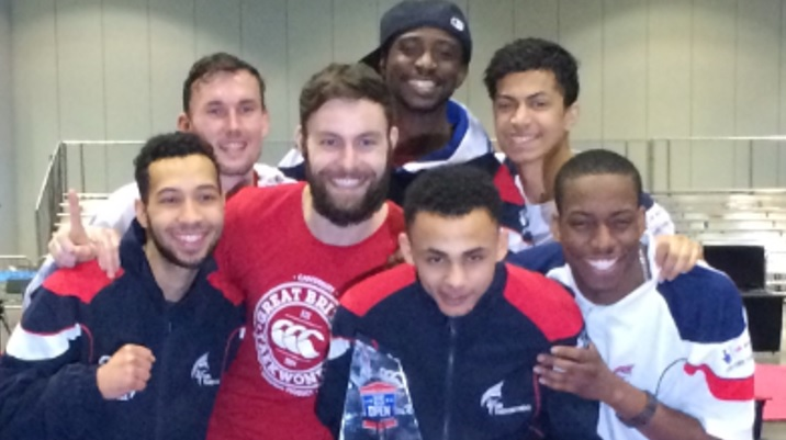Florida Five Make It US Open To Remember For GB Taekwondo