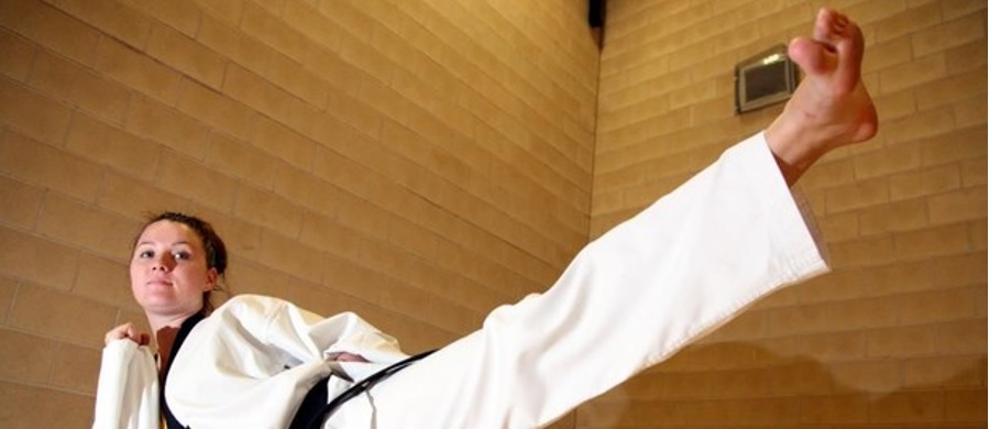 Gold For Britain's Para Taekwondo Star