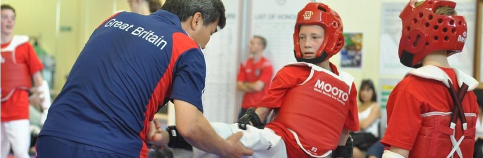 GB Taekwondo Set The Tone To Lead The Way For The Level 2 Certificate In Coaching Taekwondo Award