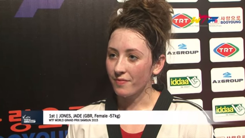 Jade Jones On Her Golden Win At The Grand Prix Samsun