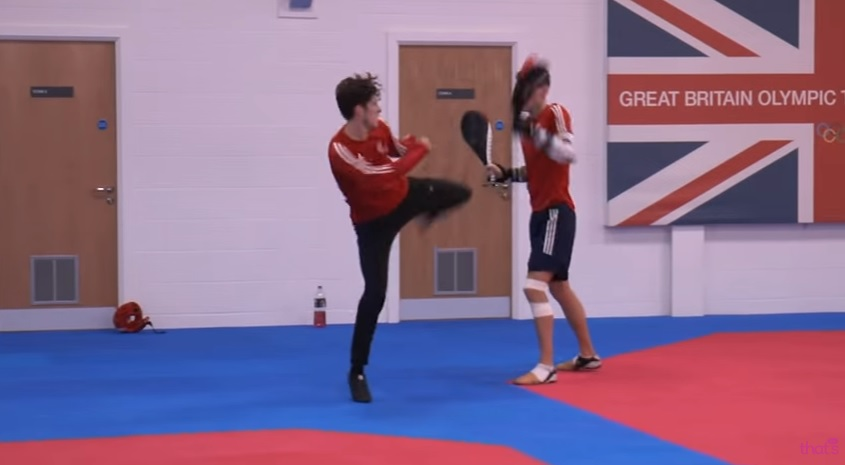 GB Taekwondo Centre Opens Its Doors
