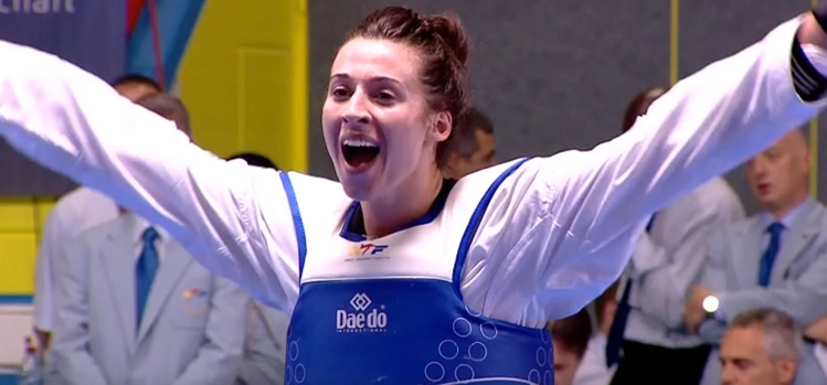 2016 European Championships: Bianca Walkden's Final