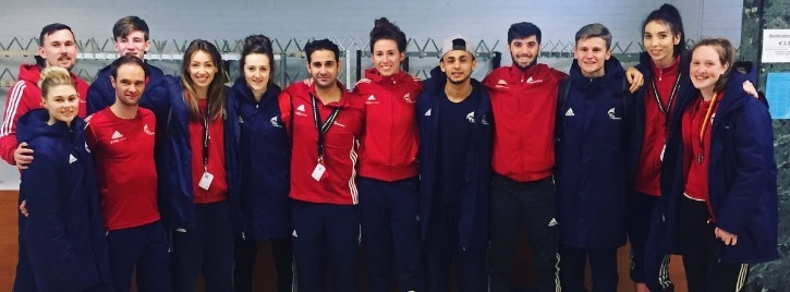 Walking in a Walkden Wonderland – GB Stars Graduate with Distinction from German tests