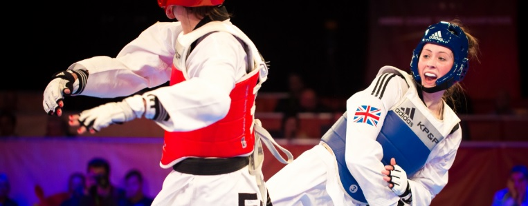 EARNIE SCOOPS GB TAEKWONDO TICKET SALES CAMPAIGN