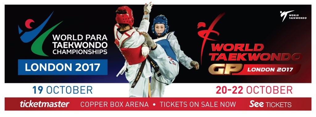 World Taekwondo Grand Prix London 2017