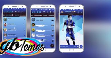 Tema GBWhatsapp – Messi Barcelona