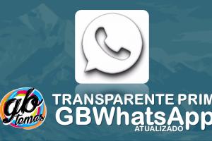 GBWhatsApp Transparente Prime