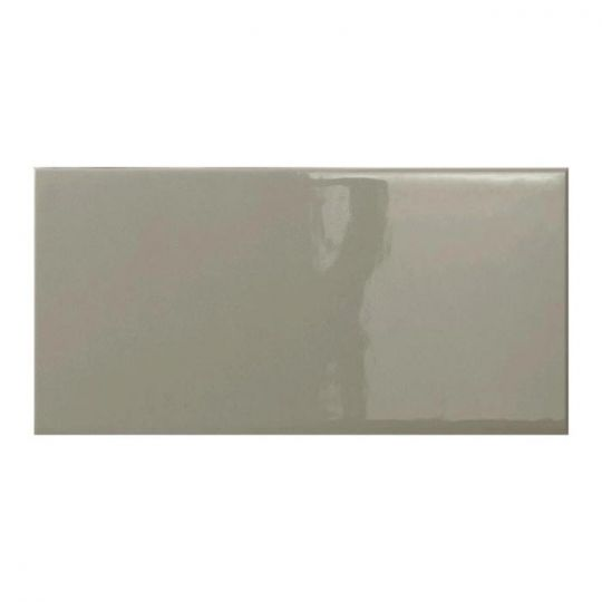emser catch taupe glossy 4 x 10 ceramic tile